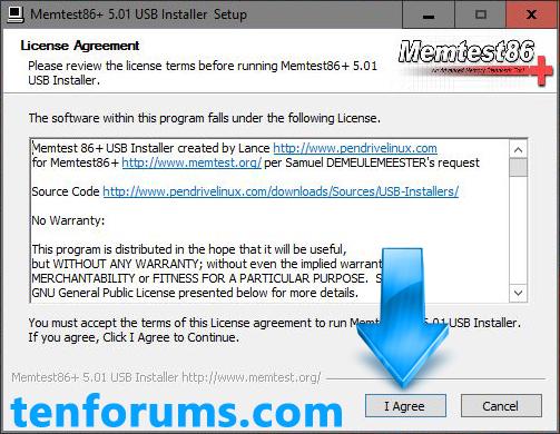 MemTest86+ - Test RAM-accept-terms.jpg