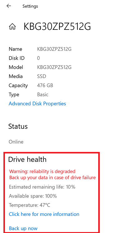 How to Check Drive Health and SMART Status in Windows 10-drivehealth-cropped.png