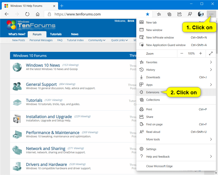 Allow Extensions in InPrivate Browsing in Microsoft Edge Chromium-microsoft_edge_extensions-1.png