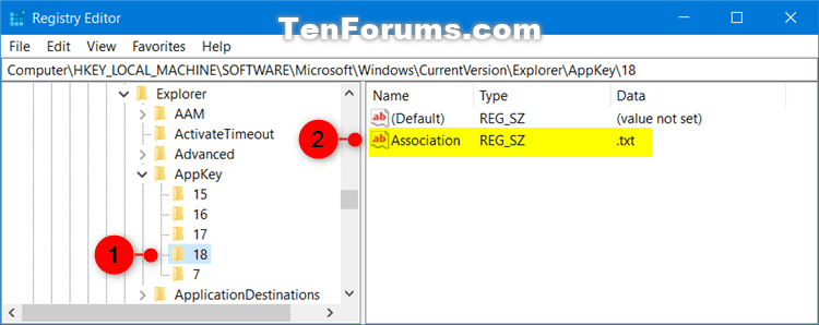 How to Customize or Disable App Keys for Keyboard in Windows 10-association-1.png