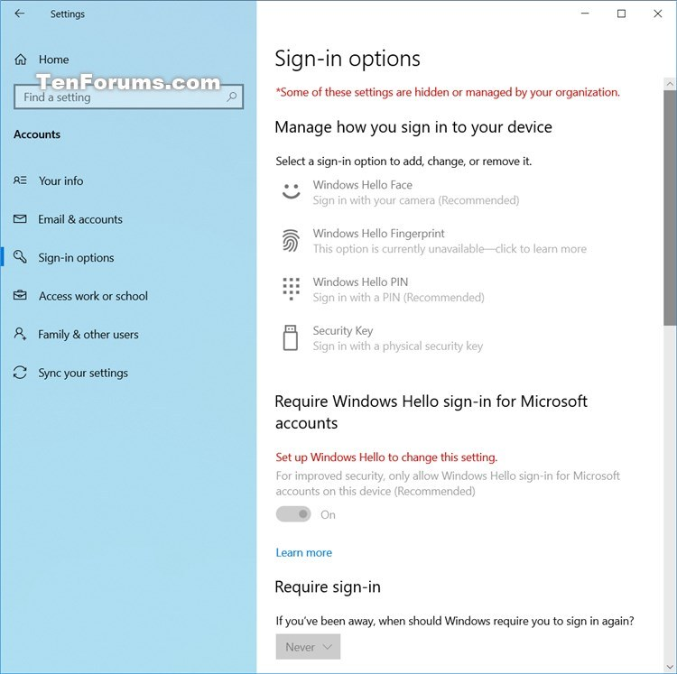 Enable or Disable Sign-in Options page in Settings in Windows 10-sign-in_options_disabled-1.jpg