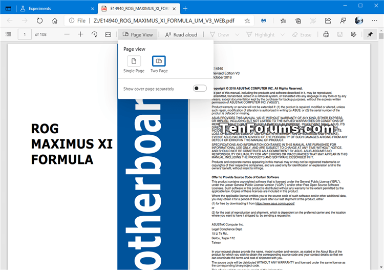 How to Enable Two Page View for PDF in Microsoft Edge Chromium-microsoft_edge_two_page_view_for_pdf.png
