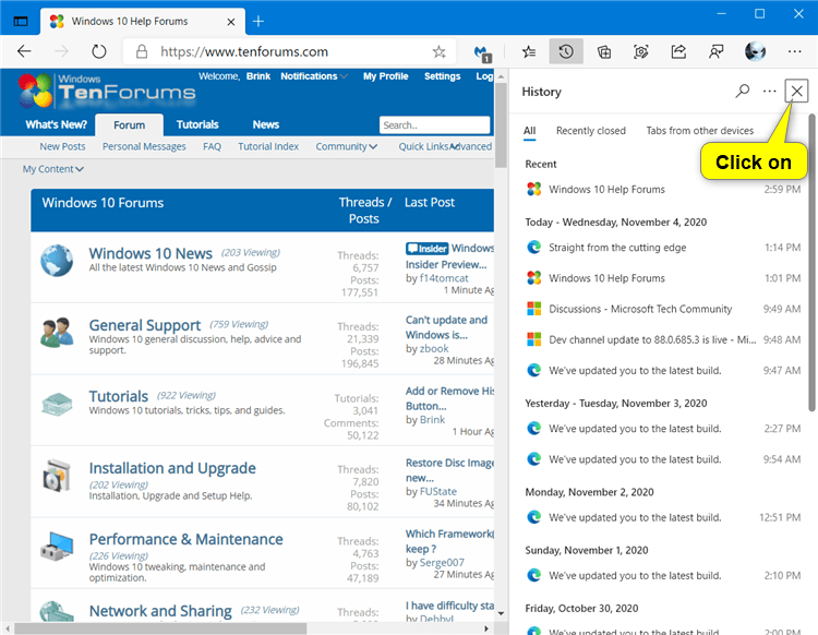 How to Pin or Unpin History Pane in Microsoft Edge Chromium-microsoft_edge_unpin_history.png