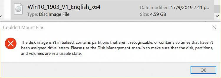 Mount or Unmount ISO and IMG file in Windows 10-couldnt-mount-file.jpg