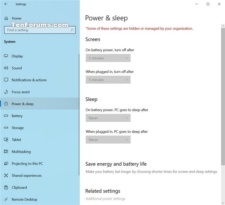 Enable or Disable Power and Sleep page in Settings in Windows 10-power_and_sleep_page_in_settings.jpg