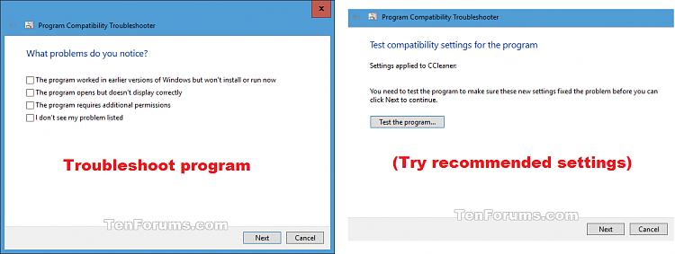 Windows10下安装VS2013语言包(Compatibility mode is on兼容模式问题 ...