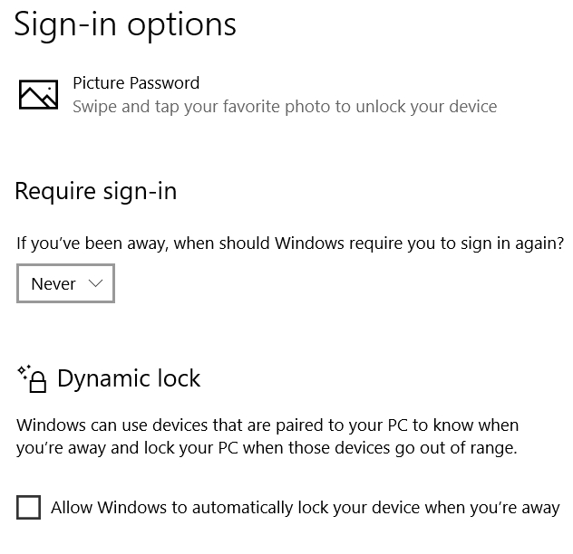Sign in User Account Automatically at Windows 10 Startup-sign-options.jpg