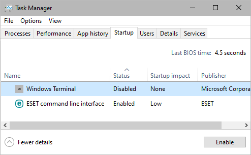 Add, Delete, Enable, or Disable Startup Items in Windows 10-ss.png