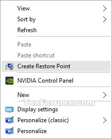 Add Create Restore Point Context Menu in Windows 10-create_restore_point_context_menu.png