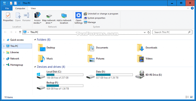Click image for larger version.  Name:Remove_OneDrive_Navigation_Pane.png Views:2112 Size:52.9 KB ID:31315