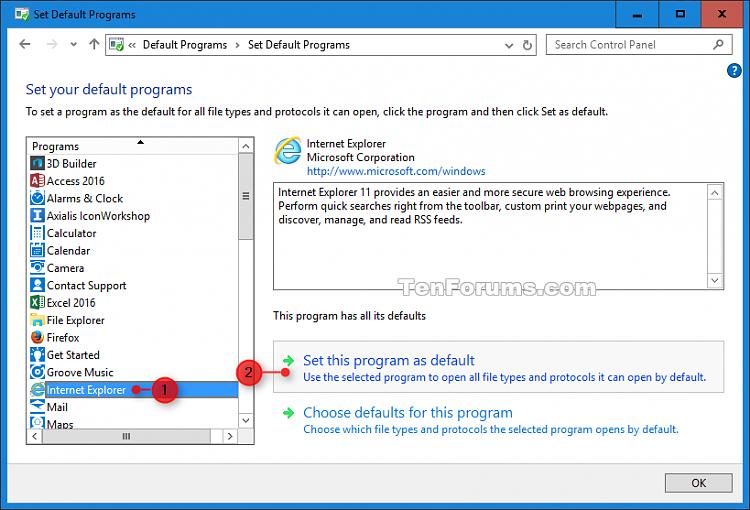 Open Internet Explorer in Windows 10-default_programs.png