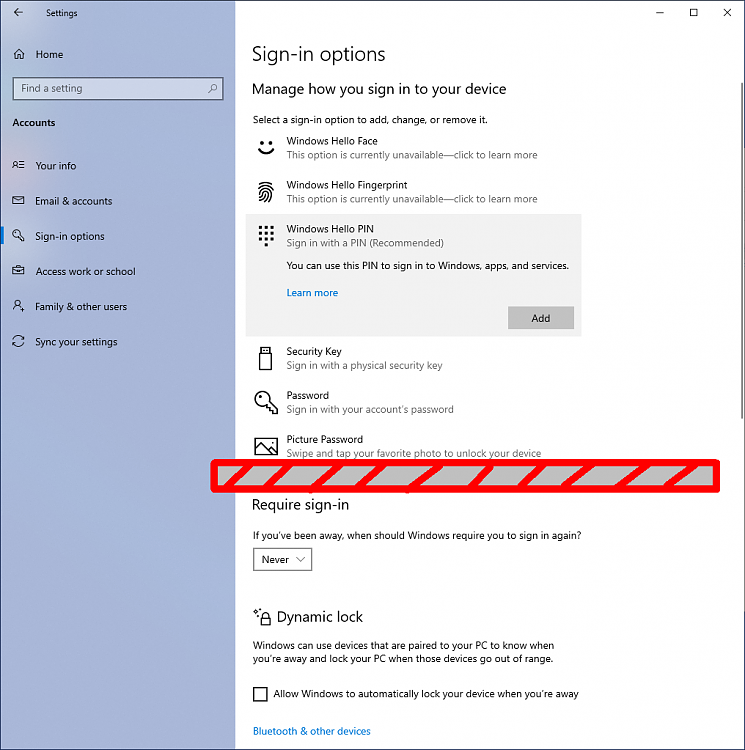 Sign in User Account Automatically at Windows 10 Startup-windows_hello_not_there_hilit.png