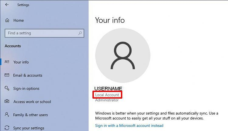 Sign in User Account Automatically at Windows 10 Startup-windows_local_acct_bigger_anon_hilit.jpg