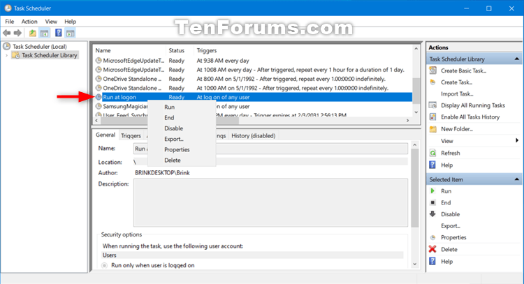 How to Create Task to Run App or Script at Logon in Windows 10-create_task_to_run_at_logon_in_task_scheduler-21.png