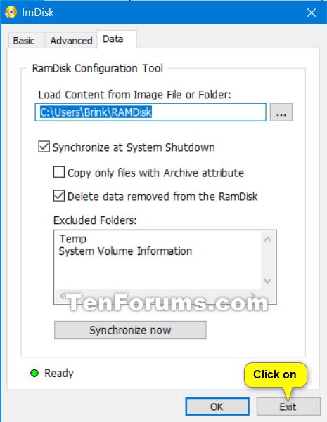 How to Create a RAM Disk with ImDisk in Windows 10-imdisk_ramdisk-6.png