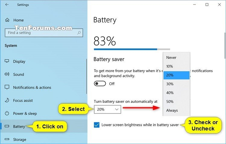 How to Turn On or Off Battery Saver in Windows 10-turn_battery_saver_on_automatically_in_settings.jpg