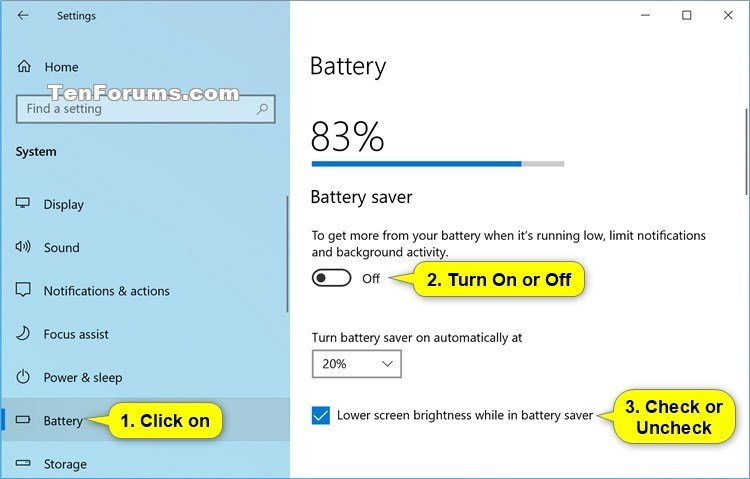 How to Turn On or Off Battery Saver in Windows 10-turn_on_off_battery_saver_in_settings.jpg
