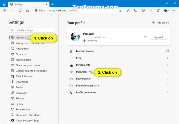 How to Delete Saved Passwords for Sites in Microsoft Edge Chromium-microsoft_edge_delete_saved_passwords_settings-1.jpg