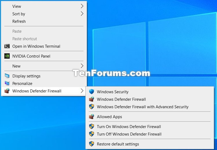 Add Windows Defender Firewall context menu in Windows 10-windows_defender_firewall_context_menu.jpg