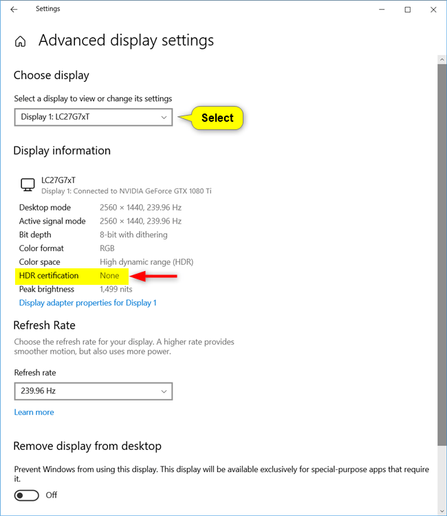 How to See HDR Certification of Display in Windows 10-hdr_certification-2.png