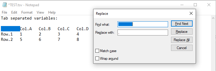 Find and Replace Text in Notepad in Windows 10-notepad-find-tab.png