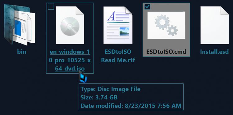 ESD to ISO - Create Bootable ISO from Windows 10 ESD File-000154.png