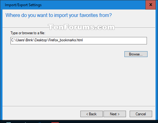 how to add favorites bar to internet explorer 11