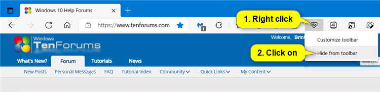 Add or Remove Performance button on Toolbar in Microsoft Edge-microsoft_edge_performance_button.png