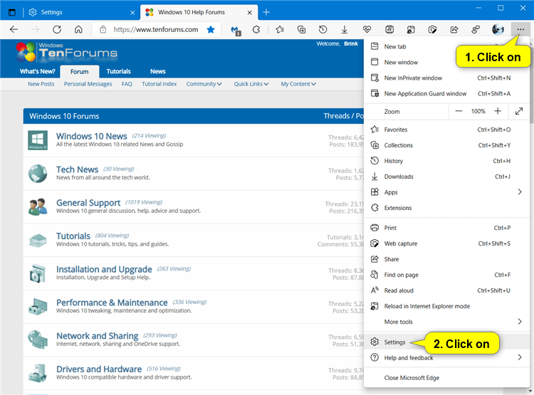 Add or Remove Performance button on Toolbar in Microsoft Edge-microsoft_edge_settings.png