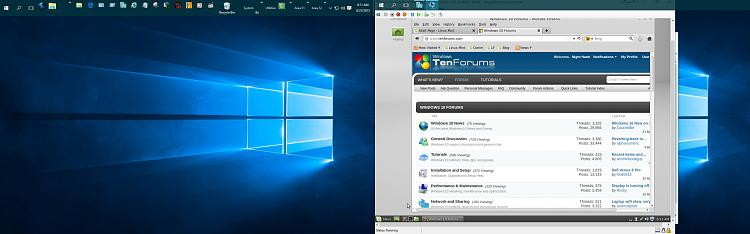 Hyper-V virtualization - Setup and Use in Windows 10-linux-connected-online.jpg