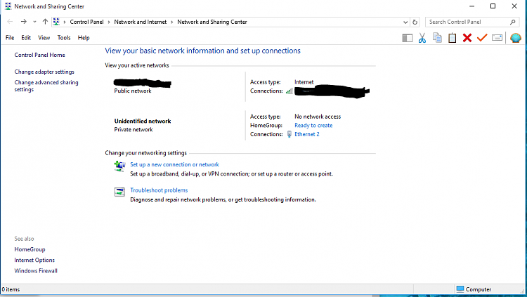 Click image for larger version.  Name:Network sharing center the way I want it to be.PNG Views:13723 Size:49.4 KB ID:34857