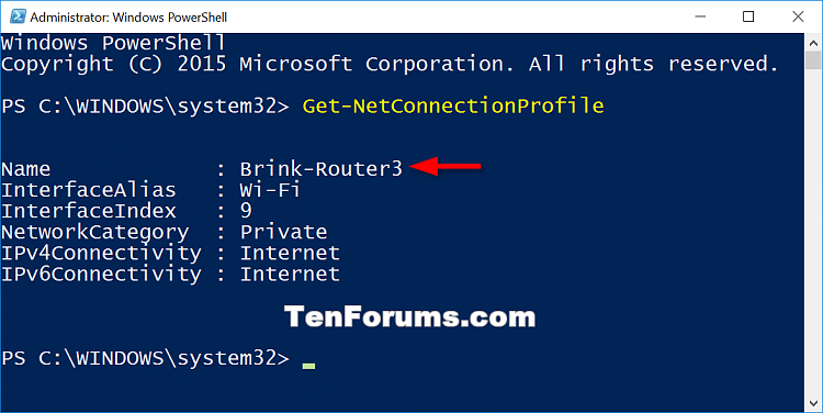 Click image for larger version.  Name:network_location_PowerShell-1.png Views:2604 Size:38.5 KB ID:34862