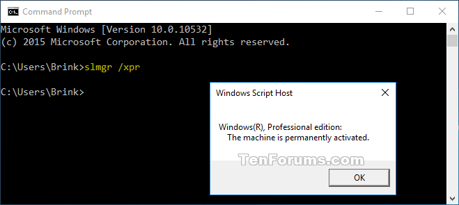 Check Activation of Windows 10-xpr_command_activated.png