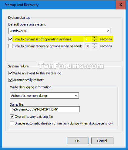 Change Time to Display Operating Systems at Startup in Windows 10-os_display_time_system-3.png