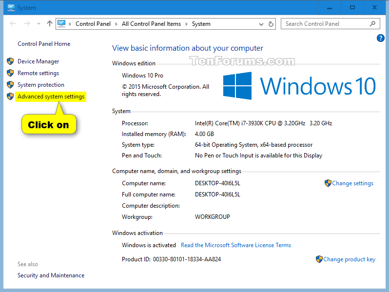 Choose Default Operating System to Run at Startup in Windows 10 ...