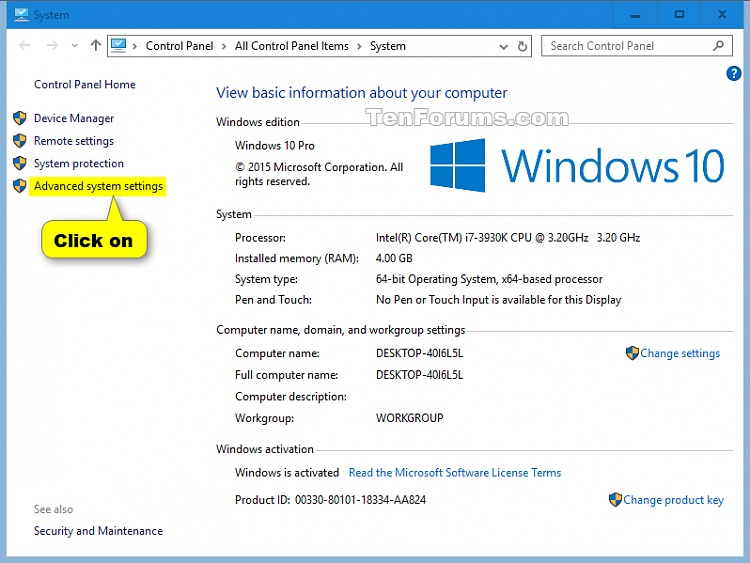 how to change which programs run at startup windows 10