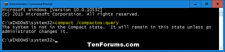 Compress or Uncompress Windows 10 with Compact OS-compact_query-1.png