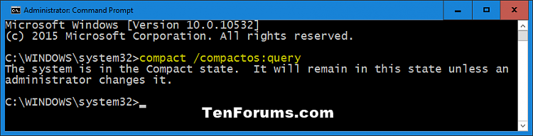 Compress or Uncompress Windows 10 with Compact OS-compact_query-2.png