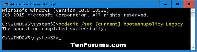 Enable or Disable F8 Advanced Boot Options in Windows 10-bootmenupolicy_legacy.png