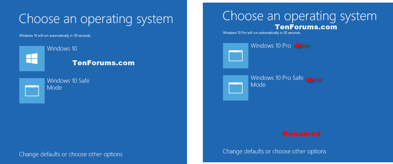how to switch between operating systems on windows 10