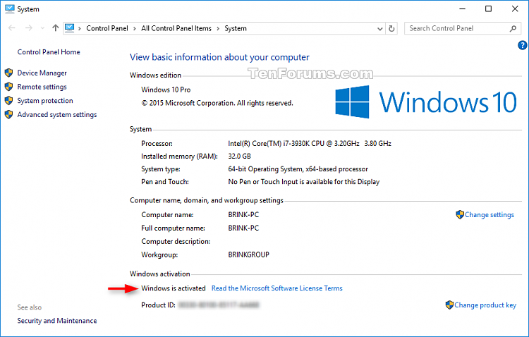 Clean Install Windows 10 Directly without having to Upgrade First-windows_10_activated.png
