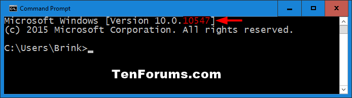Click image for larger version.  Name:Windows_10_build_command_prompt.png Views:158 Size:8.8 KB ID:39266