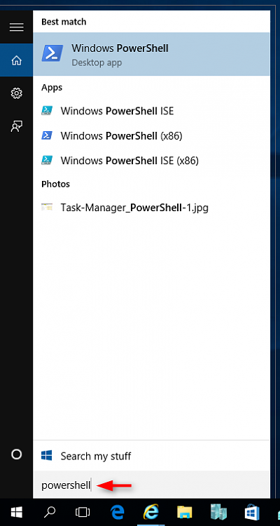 Open Windows PowerShell in Windows 10-search_powershell.png