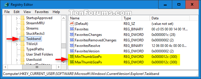Name:  taskbar_thumbnail_preview_size_registry.png Views: 3161 Size:  31.3 KB