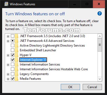 Open Internet Explorer in Windows 10   Tutorials