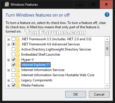 Name:  IE11_Windows_Features.png Views: 16927 Size:  17.6 KB
