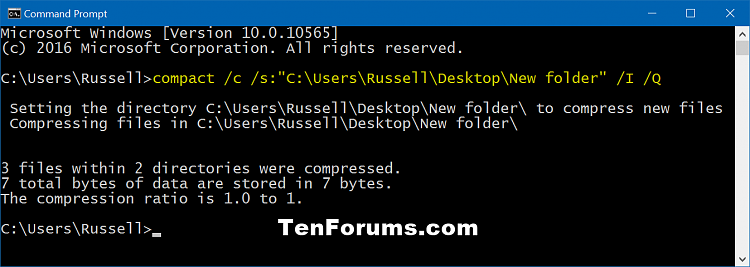Compress or Uncompress Files and Folders in Windows 10-compress_folder_and_contents_command.png