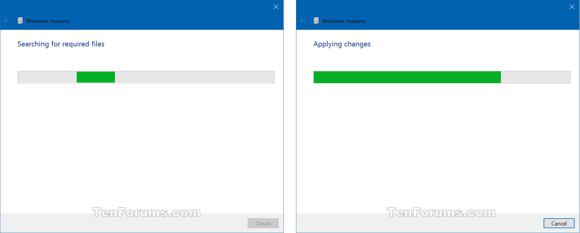 Install or Uninstall Internet Explorer in Windows 10 | Tutorials