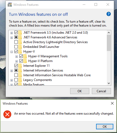 Hyper-V virtualization - Setup and Use in Windows 10-hyper-v-setup-error-2.png