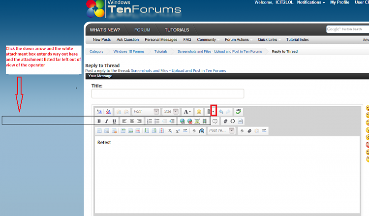 How to Upload and Post Screenshots and Files at Ten Forums-10-post-2.png